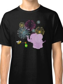 Everyone Knows It's A Happy New Year! Funny And Cute TShirt. Classic T-Shirt