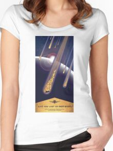 Red Rising - Iron Rain Women's Fitted Scoop T-Shirt