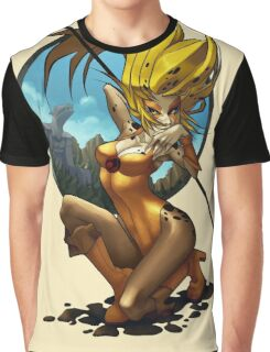 Cheetara Anime Graphic T-Shirt