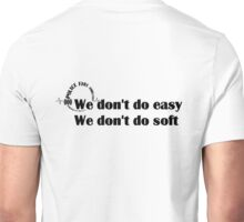 000 Emergency Operator 6 - The Elite of Communications Black Print Unisex T-Shirt