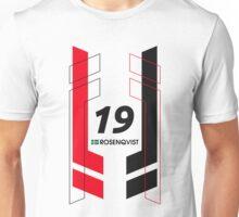 Formula E 2016/2017 - #19 Rosenqvist Unisex T-Shirt