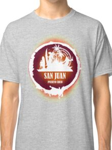 Nice Evening San Juan Classic T-Shirt
