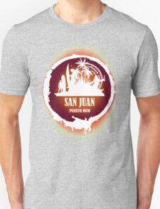 Nice Evening San Juan Unisex T-Shirt
