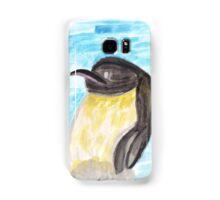 Watercolor Penguin Samsung Galaxy Case/Skin