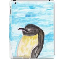 Watercolor Penguin iPad Case/Skin