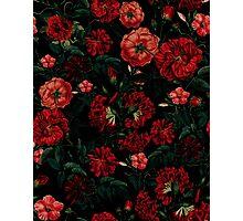 RED NIGHT Photographic Print