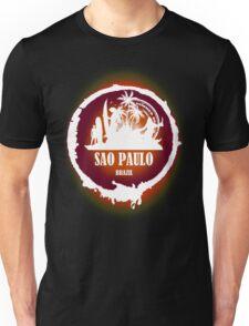 Sao Paulo Romantic Beach Unisex T-Shirt