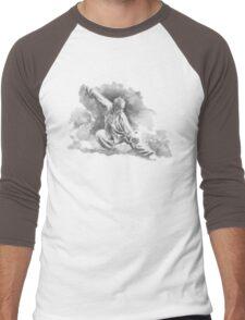 Tai Chi Men's Baseball ¾ T-Shirt
