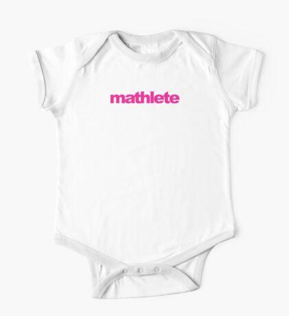Mean Girls - Mathlete One Piece - Short Sleeve