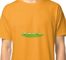 Peas  in a pod Classic T-Shirt