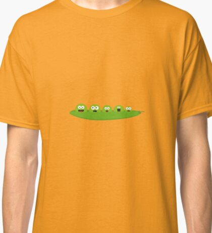 Peas  in a pod Classic T-Shirt