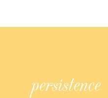 Persistence by ntarpin