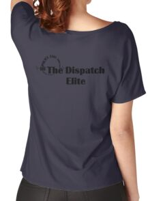 000 Emergency Operator 7 - The Elite of Communications Black Print Women's Relaxed Fit T-Shirt
