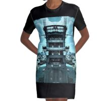 Steel Memories 03 Graphic T-Shirt Dress