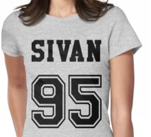 SIVAN Number 95 Womens Fitted T-Shirt