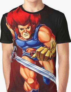 Thunder Lion Graphic T-Shirt