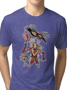 crow bruxa Tri-blend T-Shirt