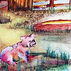 FARM PIGGY by Tammera