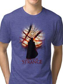 The Doctor of Strangeness Tri-blend T-Shirt