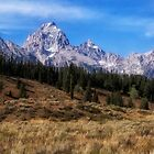 Grand Tetons - Mountains of the West by Kathy Weaver