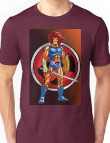 Super Lion Sword Unisex T-Shirt