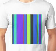 Bright stripes 2 Unisex T-Shirt