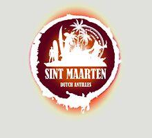 St Maarten Sunset Unisex T-Shirt