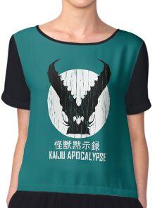 Kaiju Apocalypse Women's Chiffon Top