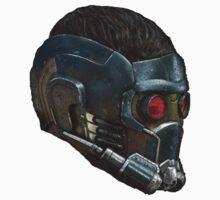 Star Lord Helmet by 7omBarrett