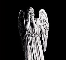 Weeping Angel - Don't Blink by MyArtefacts