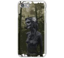 Potamide Swamp Druid iPhone Case/Skin