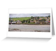 Timoleague Village - County Cork - Ireland Greeting Card