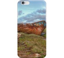 Wreckage ! iPhone Case/Skin