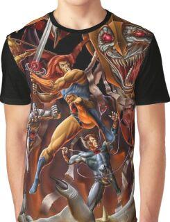 Battle Thundercats Graphic T-Shirt