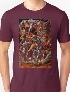Battle Thundercats Unisex T-Shirt