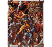 Battle Thundercats iPad Case/Skin