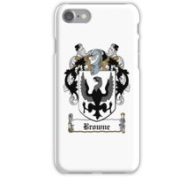 Browne (Galway) iPhone Case/Skin