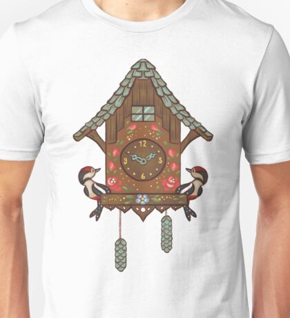 Nostaglia o'clock Unisex T-Shirt