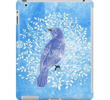 Bluebird iPad Case/Skin