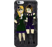 Haunted Halloween iPhone Case/Skin
