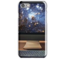 Enter The Universe iPhone Case/Skin