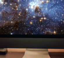 Enter The Universe Sticker