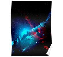 Galaxy Art Poster