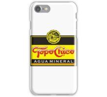 Topo Chico Merchandsie iPhone Case/Skin