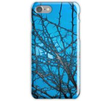 Against the blue sky  iPhone Case/Skin
