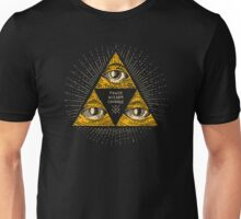 Trilluminati Unisex T-Shirt