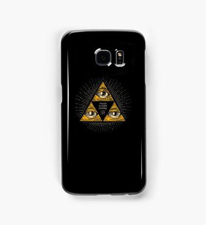 Trilluminati Samsung Galaxy Case/Skin