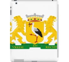 Coat of arms of The Hague iPad Case/Skin