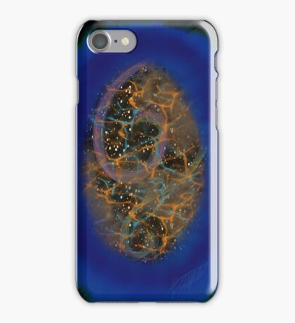 Portal to Another Dimension iPhone Case/Skin