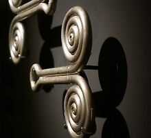 Door Knobs by Ellen Cotton